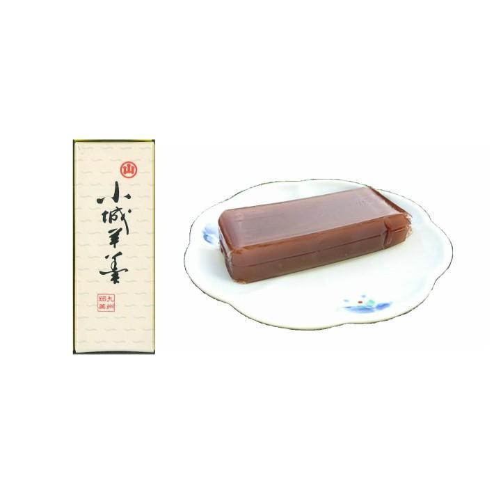 羊羹 ようかん 小城羊羹  ミニ羊羹 24本入 抹茶 紅練(こしあん) セット yamadarouho 02