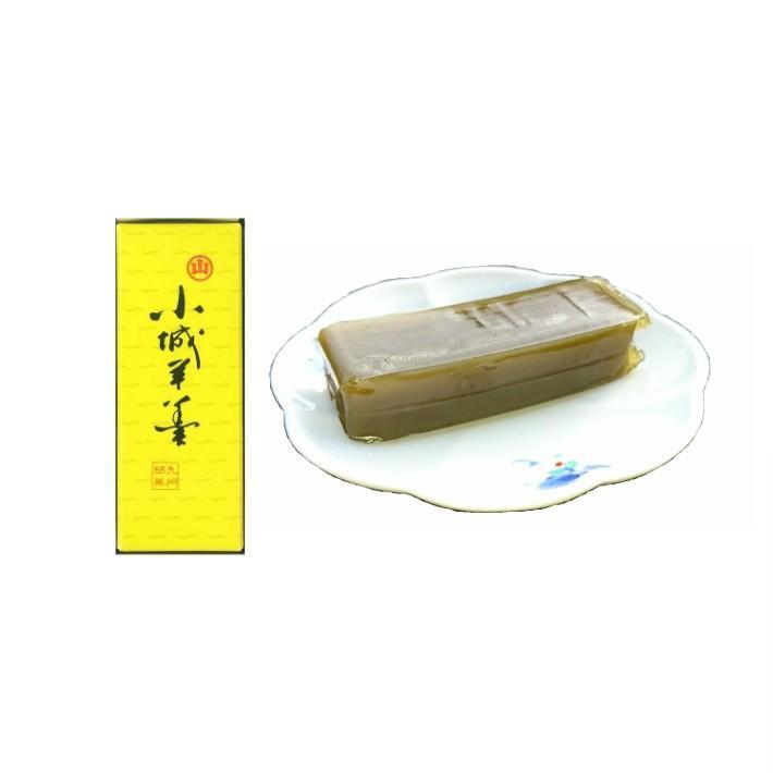 羊羹 ようかん 小城羊羹  ミニ羊羹 24本入 抹茶 紅練(こしあん) セット yamadarouho 03