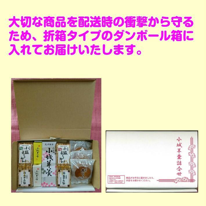 羊羹 ようかん 小城羊羹 よくばりセット 山田老舗 yamadarouho 03