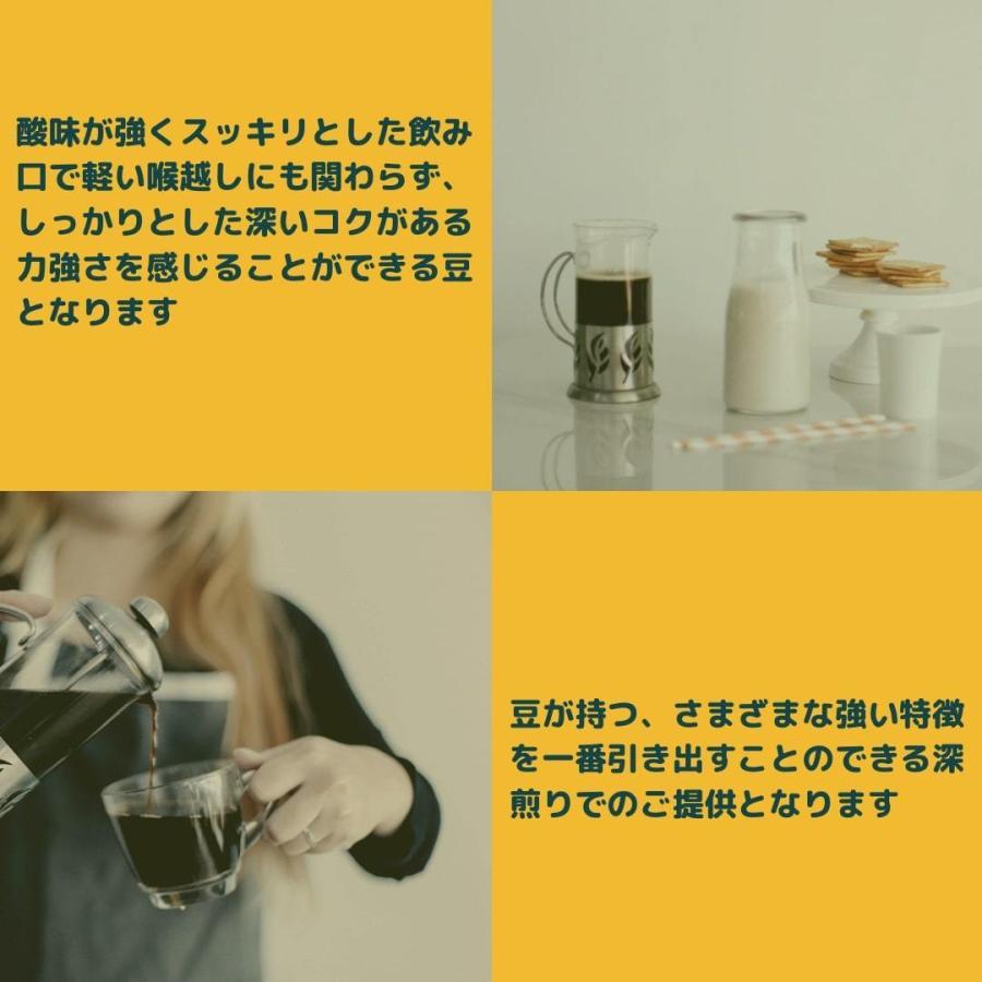 送料無料 エチオピア モカ ゲイシャ 中浅煎り 300g 自家焙煎珈琲|yamafuku-coffee|02