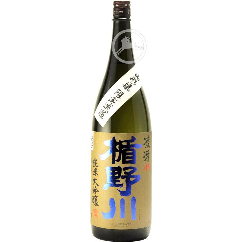 楯野川 純米大吟醸 凌冴(りょうが) +15   720ml|yamagata-kamosikaya|02