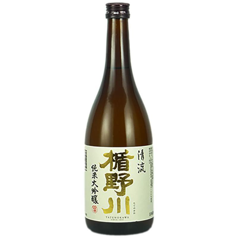 楯野川 純米大吟醸  清流  720ml  yamagata-kamosikaya 02