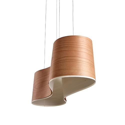 LZF(ルシフェル) ペンダント照明 NEW WAVE LED チェリー (受注品)