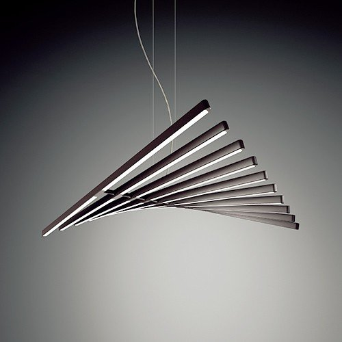 VIBIA(ヴィビア) ペンダント照明 RHYTHM HORIZONTAL 2120 チョコレート (受注品)