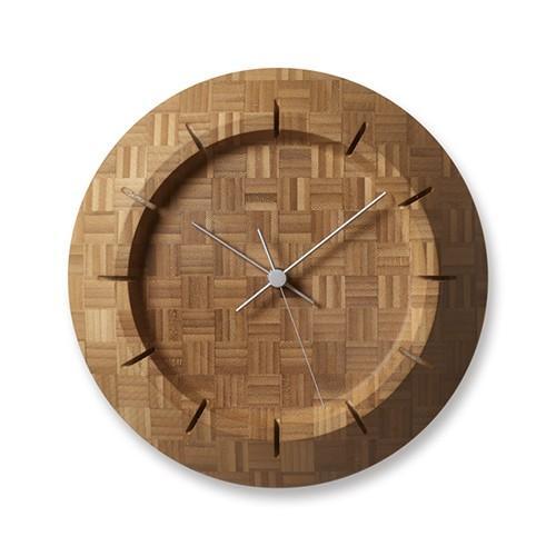 Lemnos(レムノス)Take - Clockφ240 mm