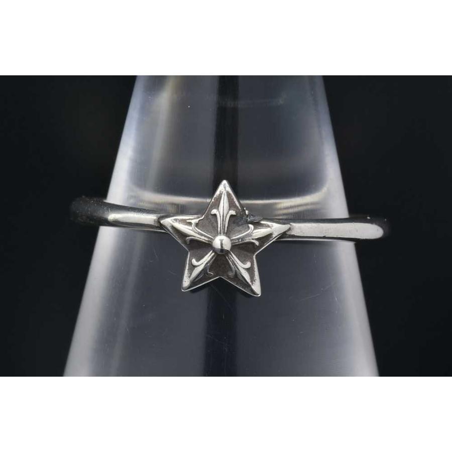『1年保証』 クロムハーツ BBBLGM バブルガム シルバー スター リング バブルガム BBBLGM 5PT STAR #14 シルバー SV925 2356-304-2103-9107【正規品】, 照明ランド:0396162b --- airmodconsu.dominiotemporario.com