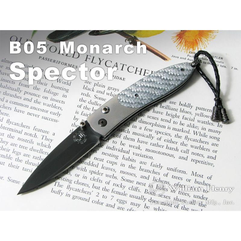 William Henry/ウィリアム・ヘンリー B05 Monarch 'Spector' スペクター