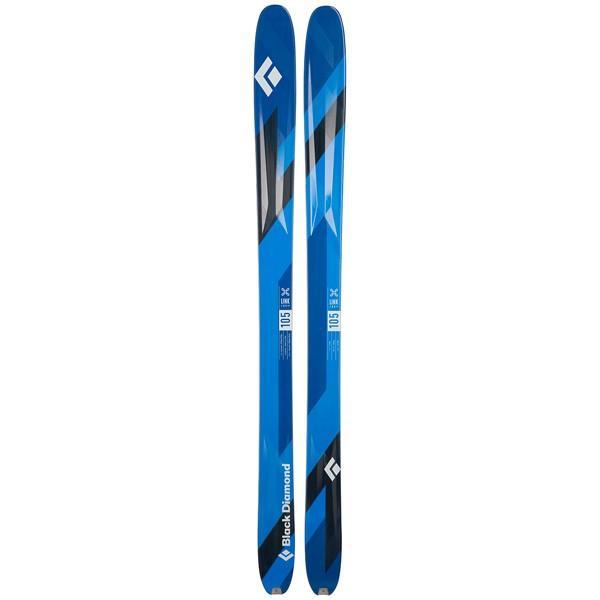 輝い Black Diamond(ブラックダイヤモンド) リンク 105/188cm BD40548 スポーツ アウトドア ウインタースポーツ スキー用品 スキー板 アウトドアギア, ミックスマート 1aef96a6