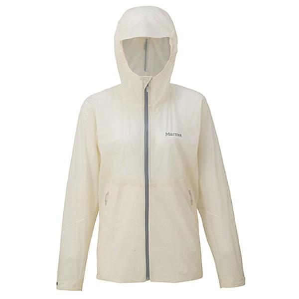 Marmot マーモット WS ZERO FLOW JACKET/WHT/M TOWLJK02 レインジャケット 女性用 ホワイト