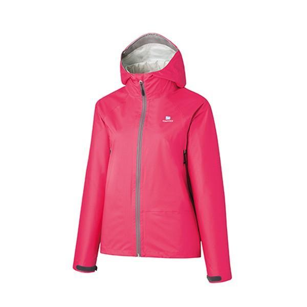 finetrack ファイントラック エバーブレスレグンジャケット Ws/CP/M FAW0801 女性用 ピンク