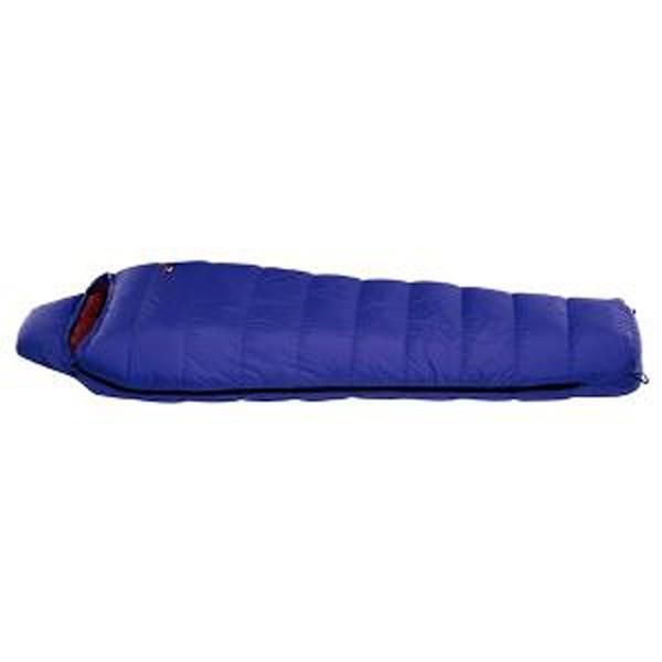NANGA ナンガ ダウンバッグ1100STD/CBL/ロング N1D1CB20 人型寝袋 ブルー ウインタータイプ(冬用)