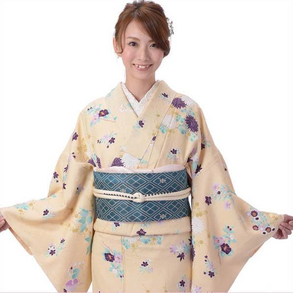 良質  小紋 着物 正絹 仕立て上がり Osikiri Moe, 出産内祝い専門店 メロディ 36094ab8
