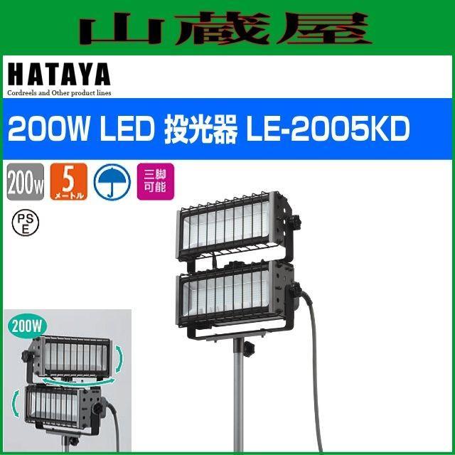 HATAYA// 高輝度LED ハタヤリミテッド 100W LEV-1005KD