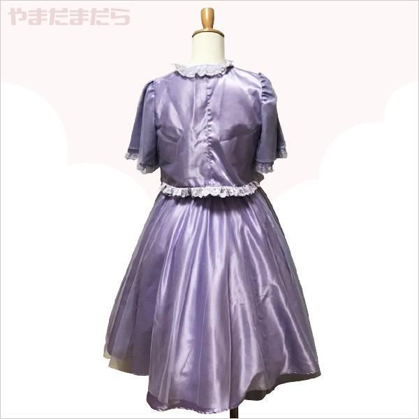 フェミニンなミニ丈ドレス♪(女性) やまだまだら|yamamada|03