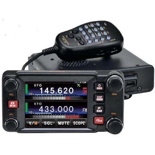 FTM-400XD (20W) C4FM/FM 144/430MHz帯デュアルバンドトランシーバー ヤエス(八重洲無線)