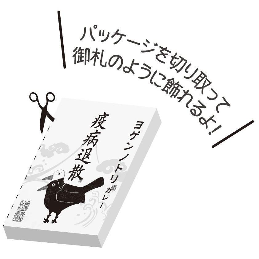 アウトレット 無添加キーマカレー ヨゲンノトリカレー 疫病退散 コロナ支援|yamanashi-online|05