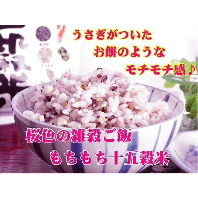 もちもち十五穀米 280g 雑穀米 ヘルシー おいしい 美味しい 健康 自然食品 送料無料|yamaneen|02