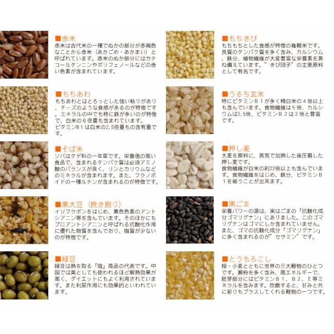 もちもち十五穀米 280g 雑穀米 ヘルシー おいしい 美味しい 健康 自然食品 送料無料|yamaneen|06
