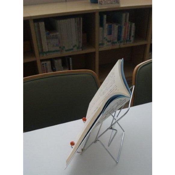 ほおづえ読書スタンド 書見台|yamasaki-kikaku|02