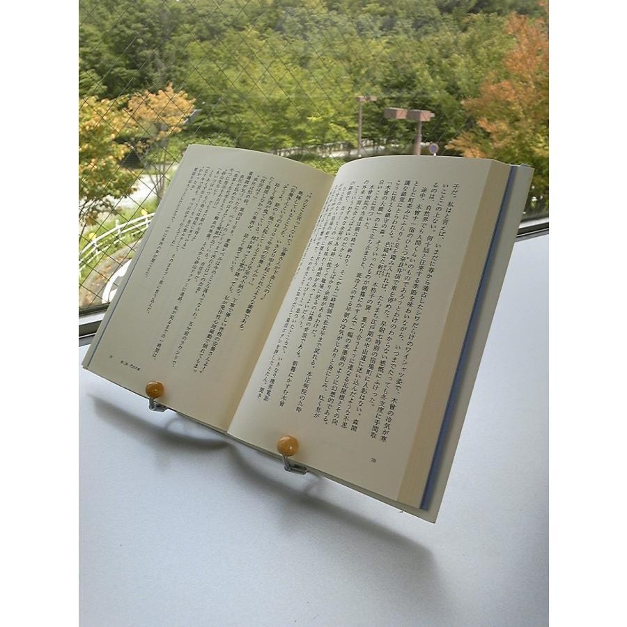 ほおづえ読書スタンド 書見台|yamasaki-kikaku|07