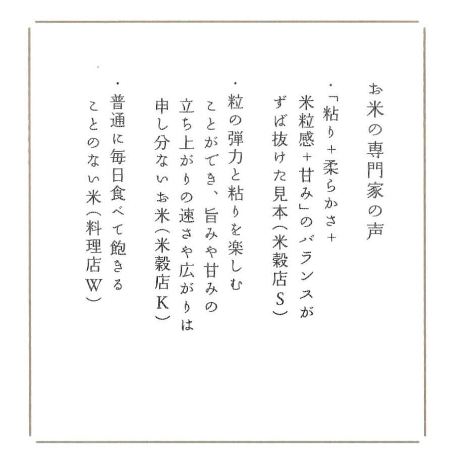 お米5kg  福井県産 いちほまれ 令和2年産 玄米5kg×1袋 選べる精米|yamasina|07