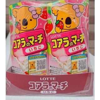 ロッテ コアラのマーチ いちご 伝票名48G コアライチゴ|yamatoya