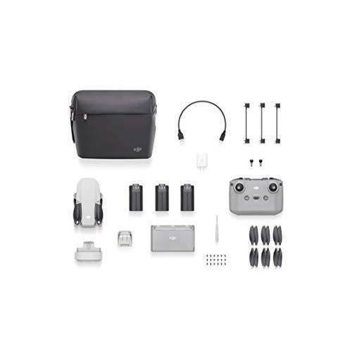 【国内正規品】 DJI MINI 2 Fly More コンボ ドローン カメラ付き 小型 グレー one size|yanagoma-store|06