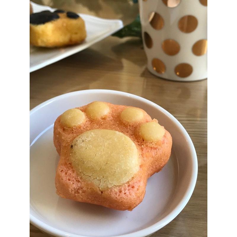 帰省の代わりの贈り物 焼き菓子 マドレーヌ 詰め合わせ 肉球マドレーヌ6個セットSサイズ ギフト yanakado 05