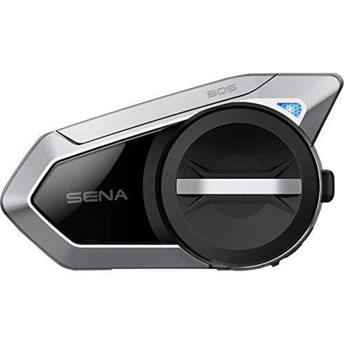 Sena 50S Bluetoothヘッドセット (シングルヘッドセット)