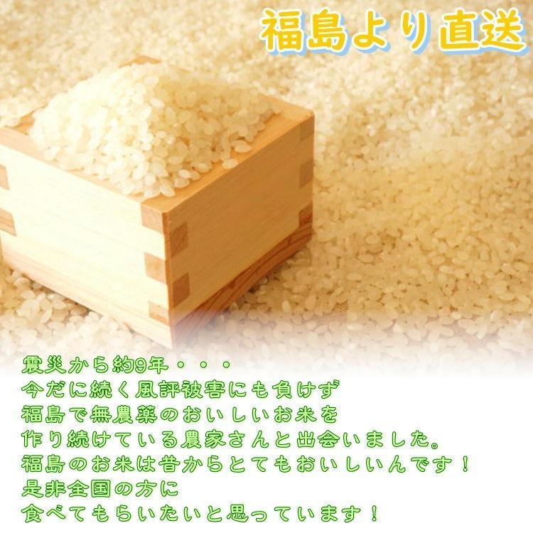 会津 合鴨農法 コシヒカリ 10kg 白米 令和2年産 新米  福島 お米 あいがも 送料無料 無農薬|yappari|03