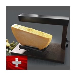 業務用ラクレットヒーター (TTM) Ambience アンビエンス ( ハーフサイズ用 ラクレットオーブン 家庭用 チーズ ラクレットグリル チーズ料理 )