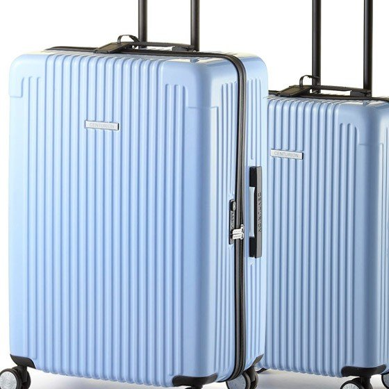 センチュリオン スーツケース ジッパータイプ SAN 大
