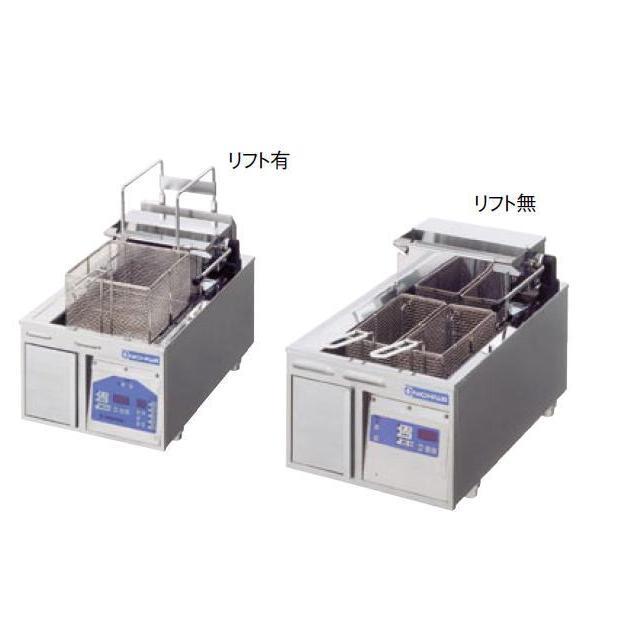 電気フライヤー 卓上タイプ TEF-13-6【代引き不可】