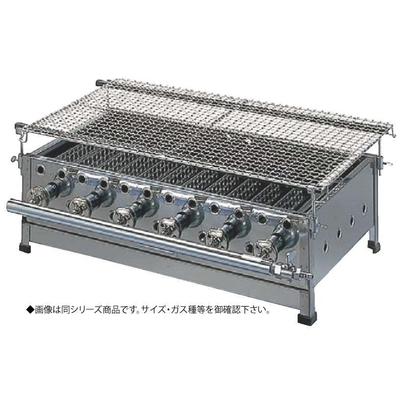ガス式 バーベキューコンロ BQ-6 (ガス種:プロパン) LPガス【代引き不可】