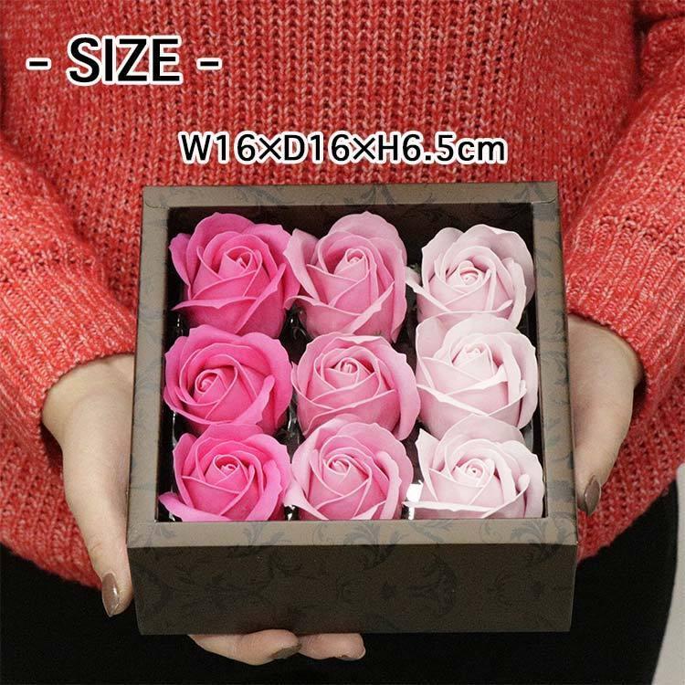 母の日 2021 プレゼント ソープフラワー ギフト 誕生日 結婚祝い 造花 アレンジメント|yasunaga|17