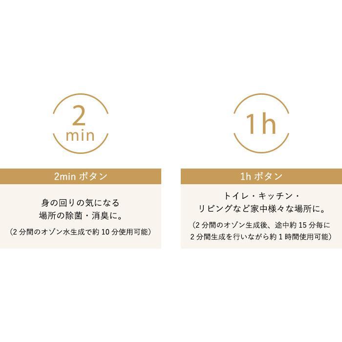 オゾン水生成器 トレビ・クリアゼロ FWO-3 フジ医療器|yasuragi-koubou|12