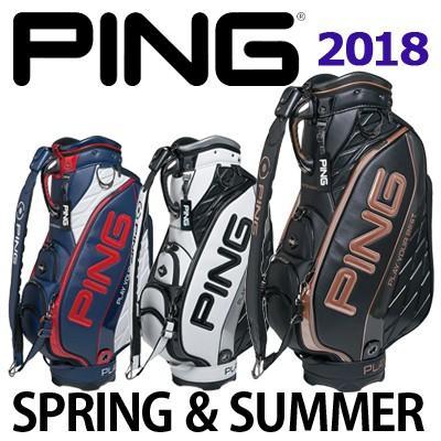 PING [ピン] PGJ-CBDX18 キャディバッグ 34069-01〜03