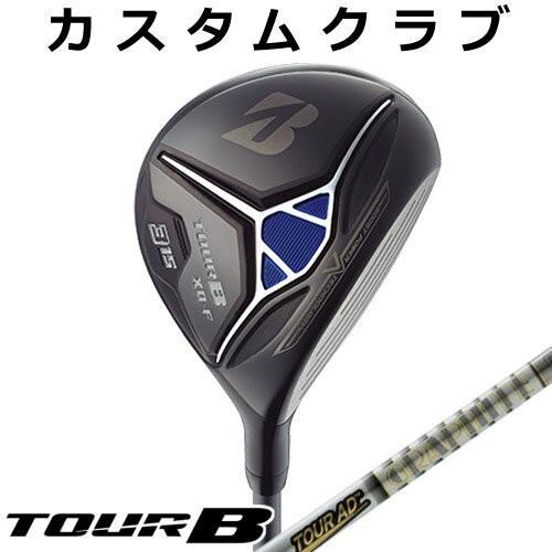 【メーカーカスタム】BRIDGESTONE GOLF [ブリヂストン ゴルフ] TOUR B XD-F 2018 フェアウェイウッド TourAD TP カーボンシャフト
