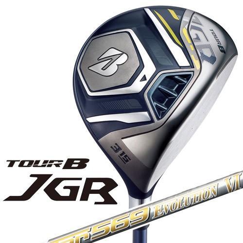 BRIDGESTONE GOLF [ブリヂストン ゴルフ] 2019 TOUR B JGR フェアウェイウッド Speeder 569 EVOLUTION VI カーボンシャフト