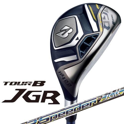 BRIDGESTONE GOLF [ブリヂストン ゴルフ] 2019 TOUR B JGR ユーティリティ AiR Speeder JGR for Utility カーボンシャフト