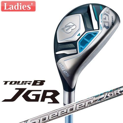 BRIDGESTONE GOLF [ブリヂストン ゴルフ] 2019 TOUR B JGR レディース ユーティリティ AiR Speeder JGR カーボンシャフト