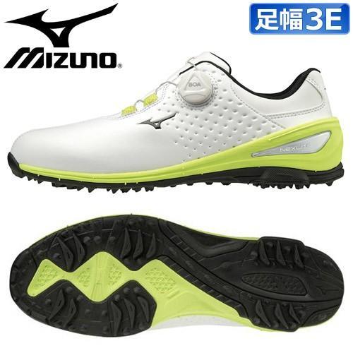 MIZUNO [ミズノ] NEXLITE [ネクスライト] 006 Boa メンズ ゴルフ シューズ 51GM192035 【足幅EEE/3E】