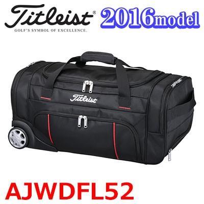 Titleist [タイトリスト] ホイール付ダッフルバッグ AJWDFL52