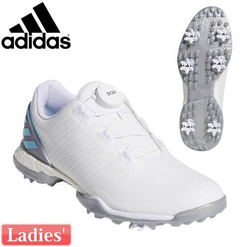 adidas [アディダス] アディパワー フォージド ボア BTF17 レディース ゴルフシューズ BB7843 (2E/EE)