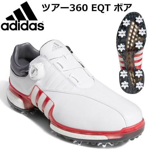adidas [アディダス] ツアー360 EQT ボア WI975 メンズ ゴルフシューズ BB7873
