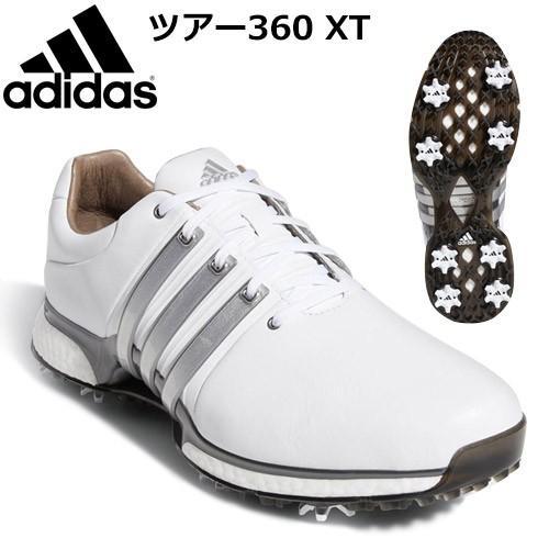 adidas [アディダス] ツアー360 XT BTN54 メンズ ゴルフシューズ BD7123