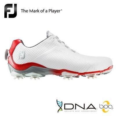 【全品送料無料】 FOOTJOY[フットジョイ] DNA Boa ゴルフ シューズ 53454 XW [ディーエヌエー ボア], ツキダテマチ df05e059