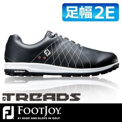 FOOTJOY [フットジョイ] FJ TREAD メンズ ゴルフシューズ 56211 ブラック