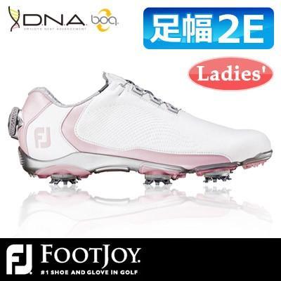 新着商品 FOOTJOY [フットジョイ] D.N.A. Boa [ディー・エヌ・エー ボア] レディース ゴルフ シューズ 94826, スーツ コートのスキピオ 737699af