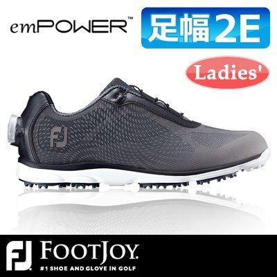 FOOTJOY [フットジョイ] emPOWER エンパワー レディース ゴルフ シューズ 98010